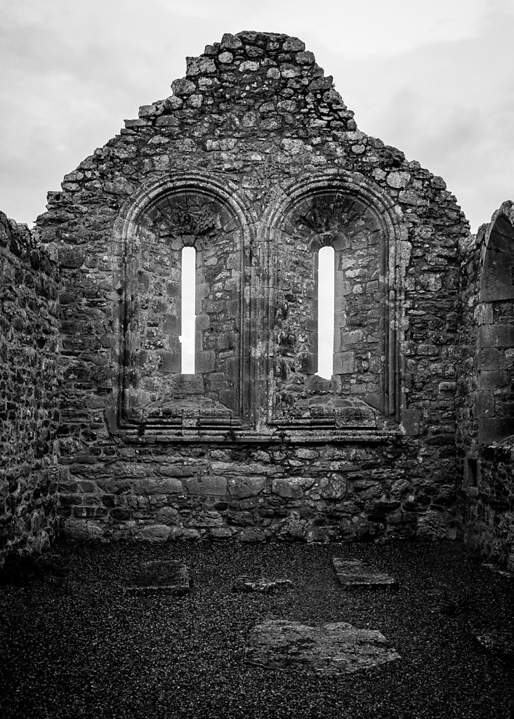 Temple Ri (Clonmacnoise) - County Offaly